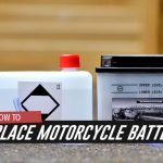 How To Replace Motorcycle Battery