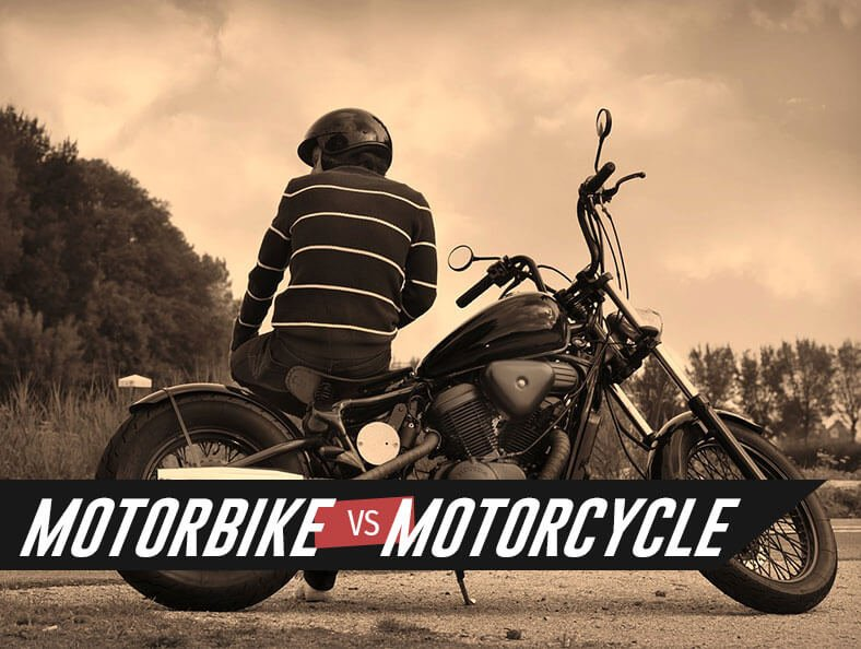 Is There Difference Between Motorbike and Motorcycle