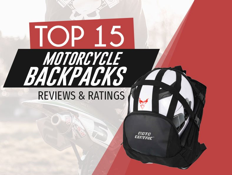 highest rated motorcycle backpacks featured image