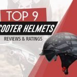 image of top rated scooter helmets