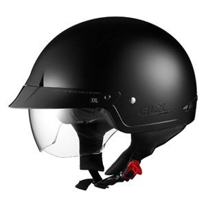 product image of GLX scooter helmet