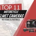 Image of top rated motorcycle helmet cameras