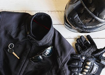Motorcycle Gear Category Background Image