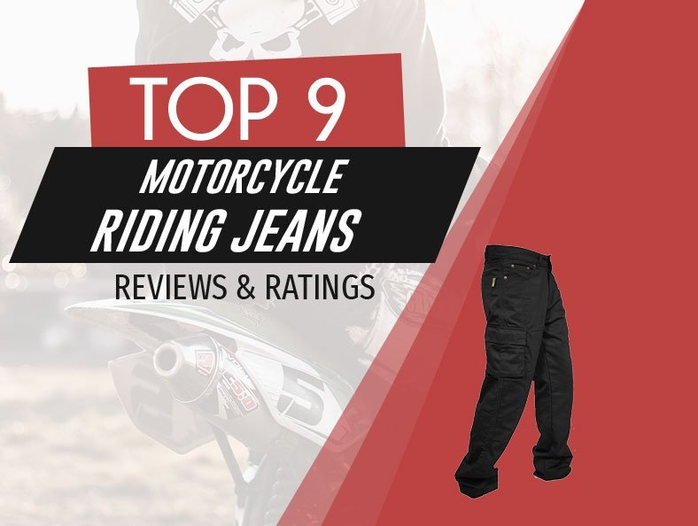 image of Top rated motorcycle riding jeans