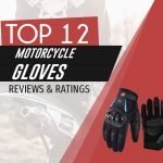 image of top rated motorcycle gloves