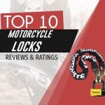 image of top rated motorcycle locks
