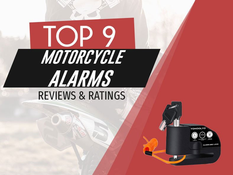 Best rated motorcycle alarms