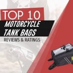Image of top rated motorcycle tank bag