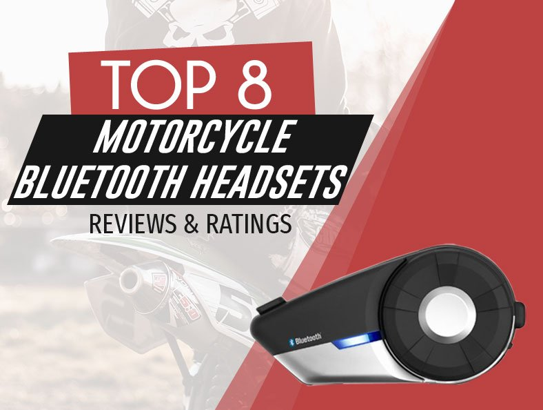 image of motorcycle bluetooth headsets
