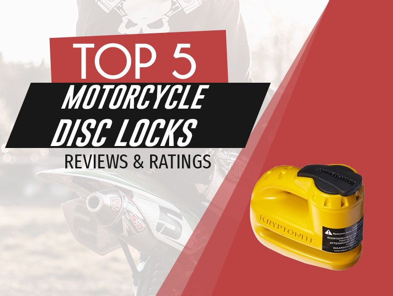 image of top rated motorcycle disc locks