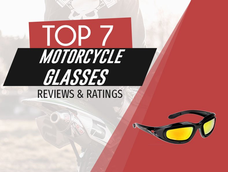 image of top rated motorcycle glasses