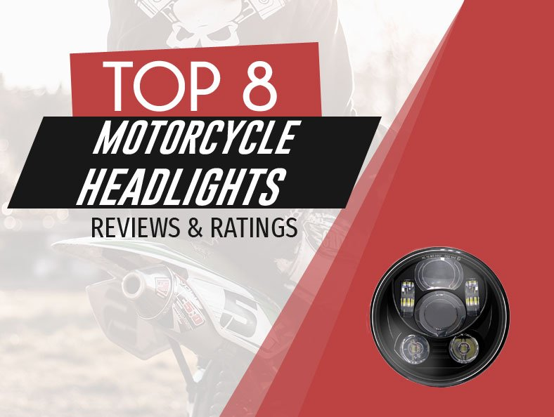 image of top rated motorcycle headlights