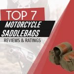 image of top rated motorcycle saddlebags