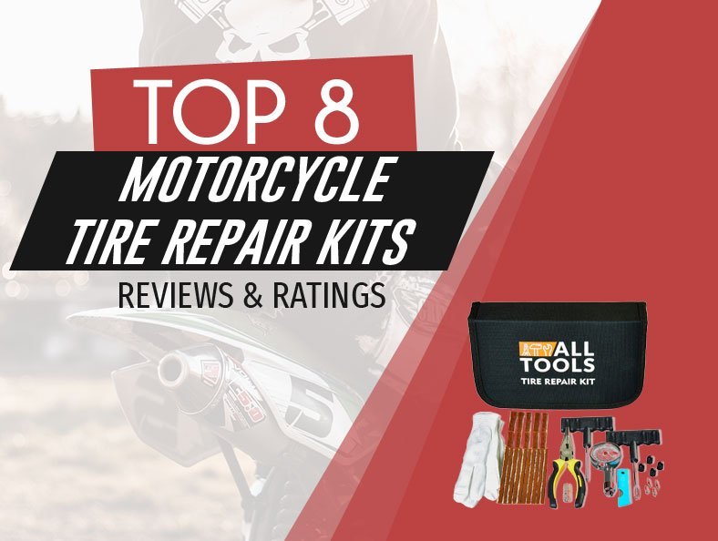 image of top rated motorcycle tire repair kit