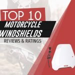 image of top rated motorcycle windshields