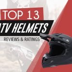 list of 13 overall atv helmets image