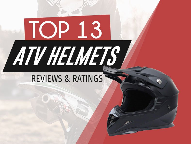 list of 13 overall atv helmets image
