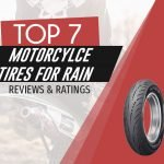 Featured image of top rated motorcylce tires for rain