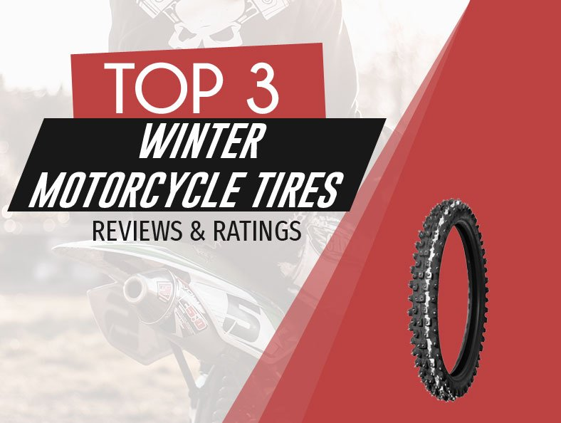 Featured image of top rated winter motorcycle tires