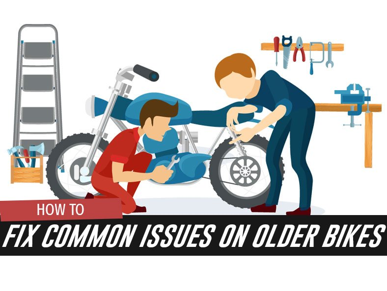 How To Fix Common Issues On Older Bikes