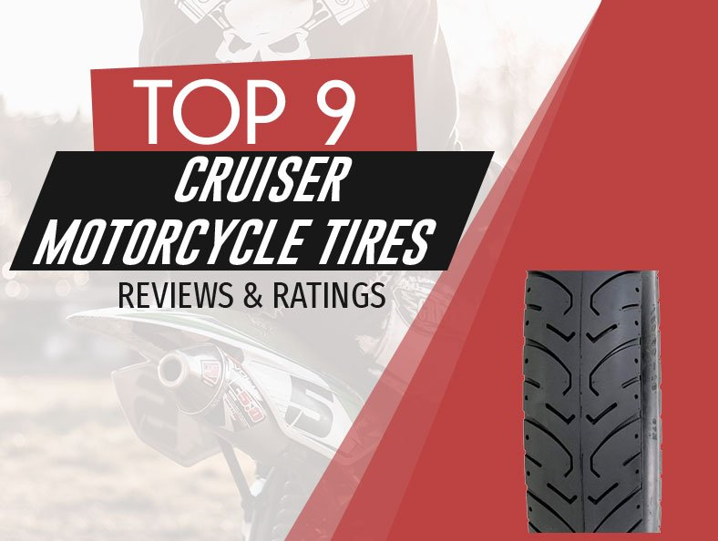 image of top rated cruiser motorcycle tires