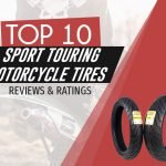image of top rated sport touring motorcycle tires