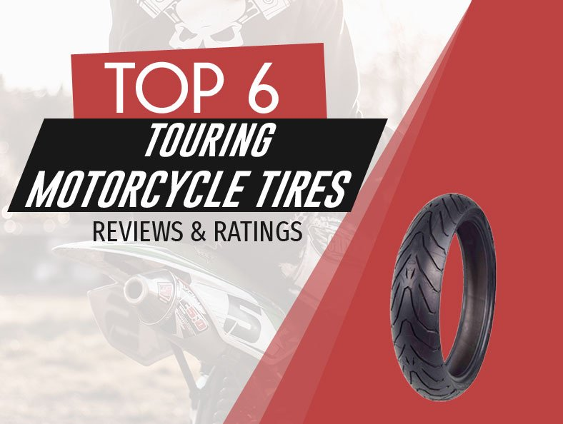 image of top rated touring motorcycle tire