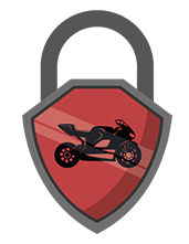 insurance for motorcycle icon