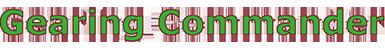 Logo Gearing Commander