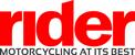 Logo Rider Magazine