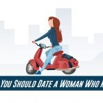 Dating woman who rides motorcycle