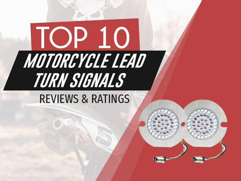 Image of top rated motorcycle lead turn signals