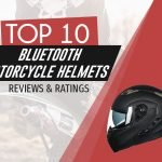 image of top rated bluetooth motorcycle helmets