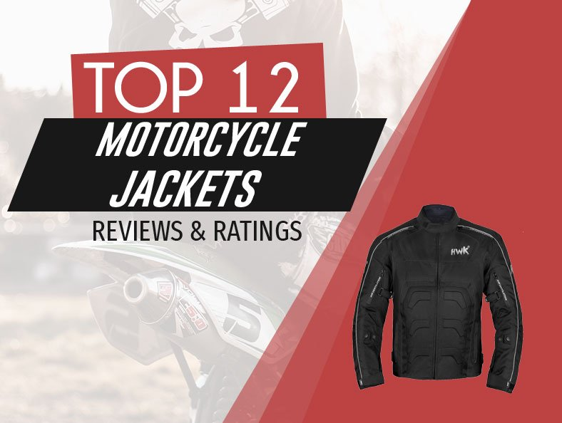 image of top rated motorcycle jackets