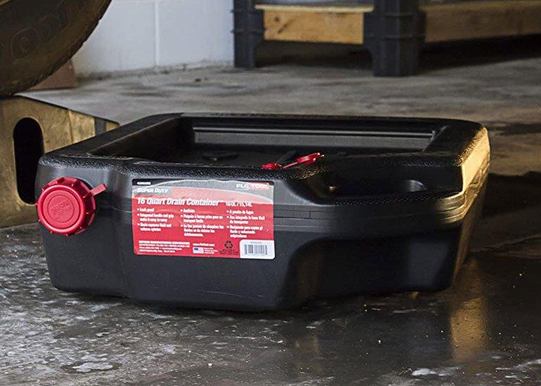 image of drain pan