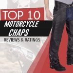 image of top rated motorcycle chaps