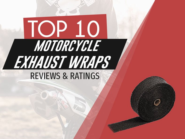 image of top rated motorcycle exhaust wraps