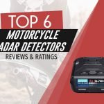 image of top rated motorcycle radar detectors