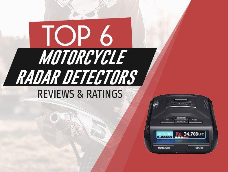 image of top rated motorcycle radar detectors