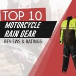 image of top rated motorcycle rain gear