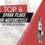 image of top rated spark plugs for motorcycle