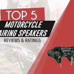image of motorcycle fairing speakers
