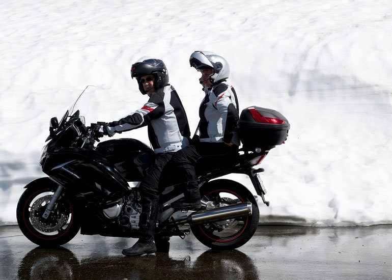 image of winter ride