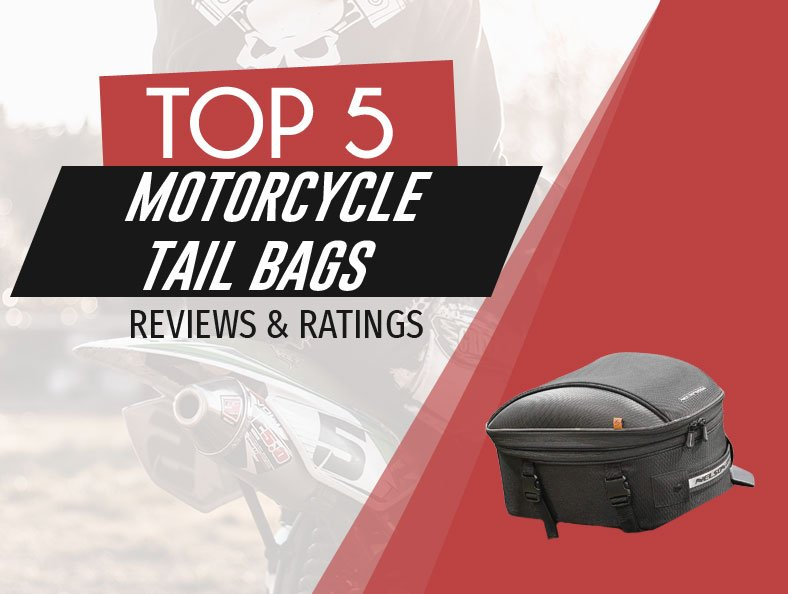 Image of top rated tail bags for motorcycles