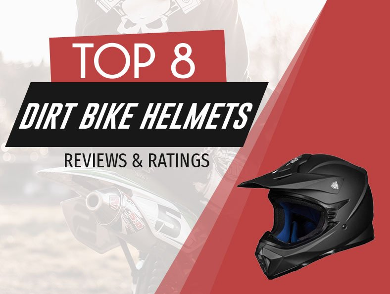 image of top rated dirt bike helmets