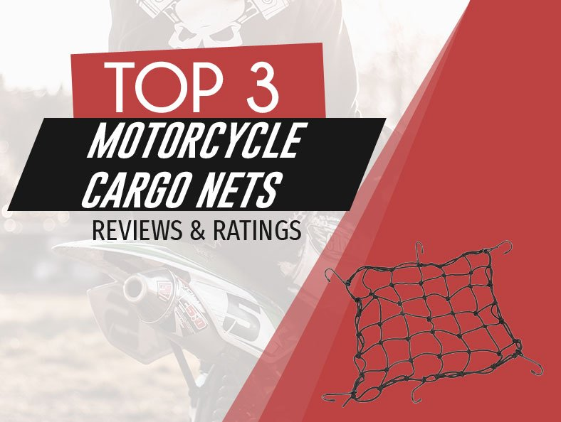 featured image of motorcycle cargo nets