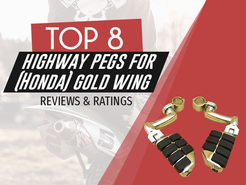 image of top rated highway pegs for honda gold wing