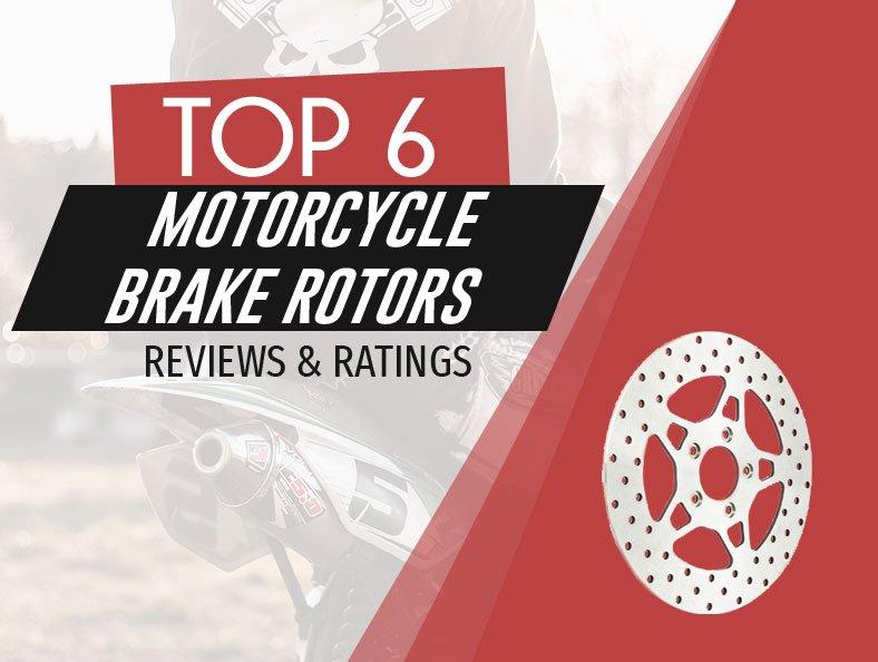 image of top rated motorcycle brake rotors