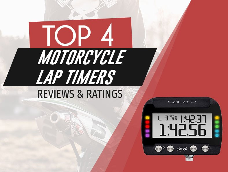image of top rated motorcycle lap timers