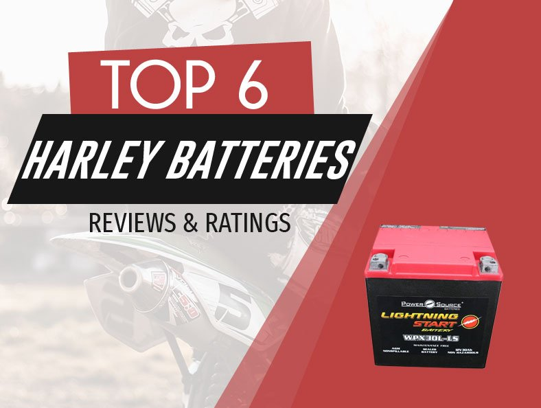image of top rated harley batteries